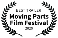 BESTTRAILER Moving Parts Film Festival 2020 AWARD