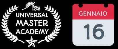 Universal master academy 16 gennaio